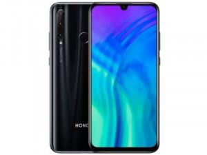 Honor 20 Lite 128GB 4GB LTE DualSim Fekete Okostelefon