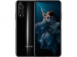 Honor 20 128GB 8GB DualSim Fekete Okostelefon