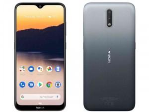 Nokia 32GB 2.3 Dual-SIM 2GB Szürke Okostelefon