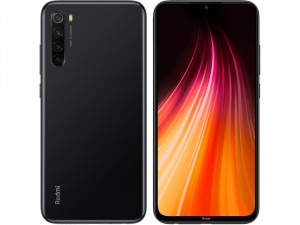 Xiaomi Redmi Note 8 64GB 4GB LTE DualSim Fekete Okostelefon