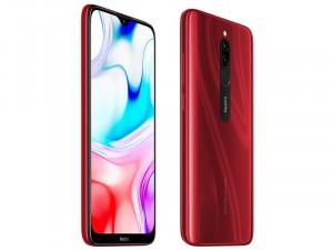 Xiaomi Redmi 8 32GB 3GB DualSim Piros Okostelefon