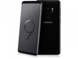 Samsung Galaxy S9+ 64GB 6GB LTE DualSim Fekete Okostelefon