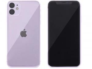 Apple iPhone 11 64GB 4GB Lila Okostelefon (Új verzió)