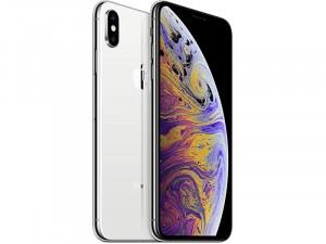 Apple iPhone XS Max 64GB 4GB LTE Ezüst Okostelefon