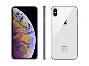 Apple iPhone XS Max 256GB 4GB LTE Ezüst Okostelefon