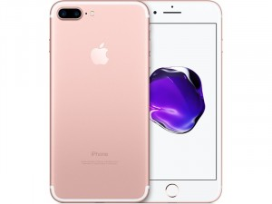Apple iPhone 7 Plus 128GB 3GB LTE Rozéarany Okostelefon