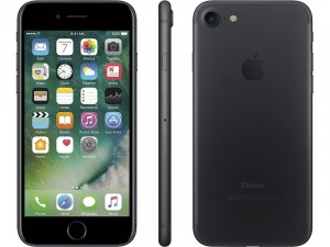 Apple iPhone 7 32GB 2GB Fekete Okostelefon