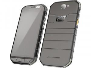 Caterpillar CAT S31 16GB 2GB LTE DualSim Fekete Okostelefon