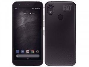 Caterpillar CAT S52 64GB 4GB LTE DualSim Fekete Okostelefon