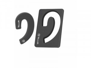Tellur Enki TLL511231 Fekete Bluetooth Headset