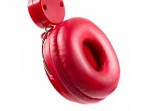 SBOX HS-736R Piros Fejhallgató