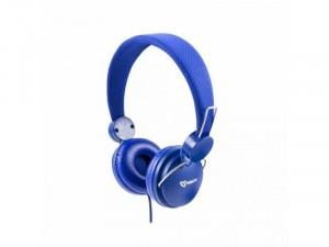 SBOX HS-736BL Kék Fejhallgató