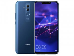 Huawei Mate 20 Lite 64GB 4GB LTE DualSim Kék Okostelefon