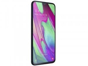 Samsung Galaxy A40 64GB 4GB LTE DualSim Fekete Okostelefon