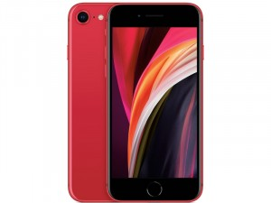 Apple iPhone SE 2020 64GB 3GB Piros Okostelefon (Új verzió)
