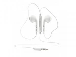 Sbox EP-791W Mikrofonos Fehér Fülhallgató