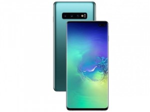 Samsung Galaxy S10 Plus G975 128GB 8GB LTE DualSim Zöld Okostelefon