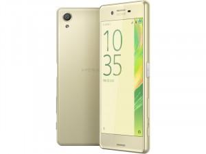 Sony Xperia X F5121 32GB 3GB LTE Lime Arany Okostelefon