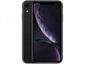 Apple iPhone XR 128GB 3GB Fekete Okostelefon