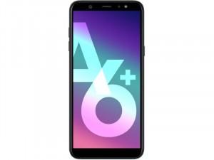 Samsung Galaxy A6 Plus (2018) A605 32GB 4GB DualSim Fekete Okostelefon
