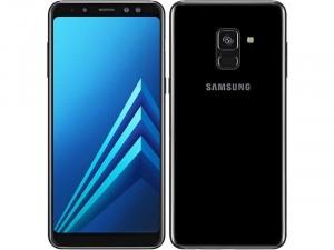 Samsung Galaxy A8 (2018) 32GB 4GB LTE DualSim Fekete Okostelefon