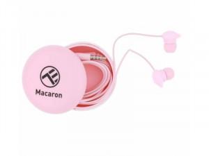 Tellur Macaron TLL162122 Rózsaszín Fülhallgató