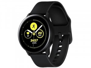 Samsung Galaxy Watch Active R500 40mm Fekete Okosóra