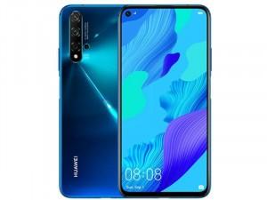 Huawei Nova 5T 128GB 6GB RAM Dual-Sim Kék okostelefon