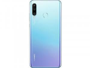 Huawei P30 Lite New Edition 256GB 6GB DualSim Jégkristály kék Okostelefon