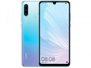 Huawei P30 Lite 128GB 4GB DualSim Jégkristály kék Okostelefon