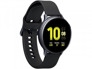Samsung Galaxy Watch Active 2 R830 40mm Fekete Okosóra