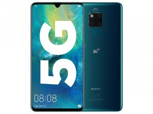 Huawei Mate 20 X 5G 256GB 8GB DualSim Zöld Okostelefon