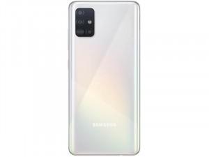 Samsung Galaxy A51 128GB 4GB LTE DualSim Fehér Okostelefon