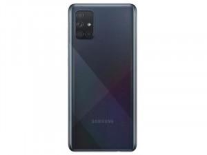 Samsung Galaxy A71 128GB 6GB LTE DualSim Fekete Okostelefon