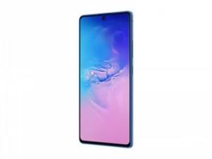 Samsung Galaxy S10 Lite G770 128GB 8GB LTE DualSim Kék Okostelefon