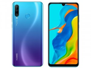Huawei P30 Lite New Edition 256GB 6GB DualSim Kék Okostelefon