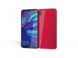 Huawei Y7 (2019) 32GB 3GB DualSim Piros Okostelefon