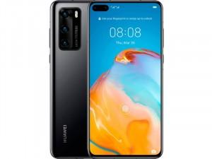 Huawei P40 128GB 8GB 5G DualSim Fekete Okostelefon