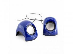 SBOX SP-092BL 2.0 Kék Hangszóró 6W