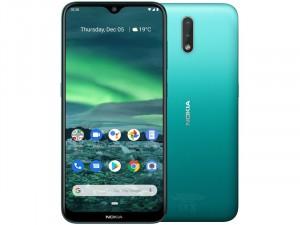 Nokia 2.3 32GB 2GB LTE DualSim Zöld Okostelefon