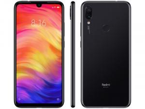 Xiaomi Redmi Note 7 64GB 4GB LTE DualSim Fekete Okostelefon
