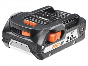 AEG Akkumulátor Pro li-ion 2,0 Ah 18 V - L1820R