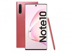 Samsung Galaxy Note 10 N970 256GB 8GB LTE DualSim Rószaszín Okostelefon