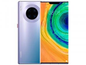 Huawei Mate 30 Pro 256GB 8GB LTE DualSim Ezüst Okostelefon