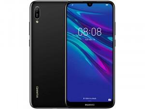 Huawei Y6 (2019) 32GB 2GB DualSim Fekete Okostelefon