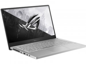 ASUS ROG Zephyrus G14 GA401QE-HZ052T - 14 FHD Matt, AMD Ryzen 7 5800HS, 16GB DDR4, 512GB SSD, NVIDIA GeForce RTX 3050 TI 4GB, Win10Home, Fehér Laptop