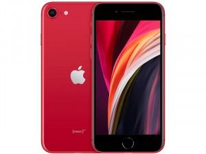 Apple iPhone SE 2020 128GB 3GB LTE Piros Okostelefon