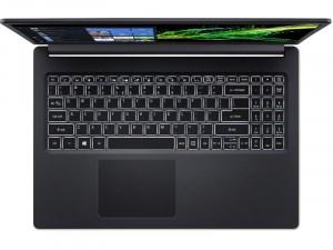 Acer Aspire 5 A515-54G-573C -15,6 FHD Matt IPS, Intel® Core™ i5 Processzor-10210U, 8GB, 512GB SSD, Nvidia Geforce MX350 2GB, Linux, Fekete laptop