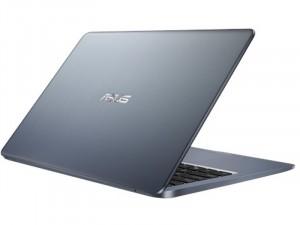 Asus VivoBook E406MA-BV280TS - 14 HD, Intel® Celeron Dual Core™ N4000, 4GB, 64GB eMMC, Intel® UHD Graphics 600, Windows® 10 S, Sötétszürke Laptop