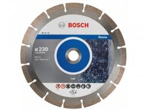 Bosch gyémánt kővágókorong 230x22, 23x2, 3mm 10db